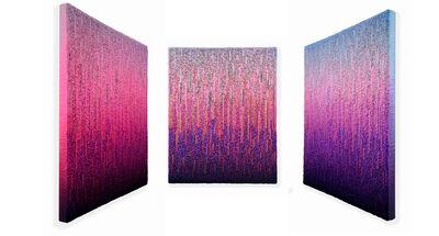 Zhuang Hong Yi, 'Purple Rain', 2020