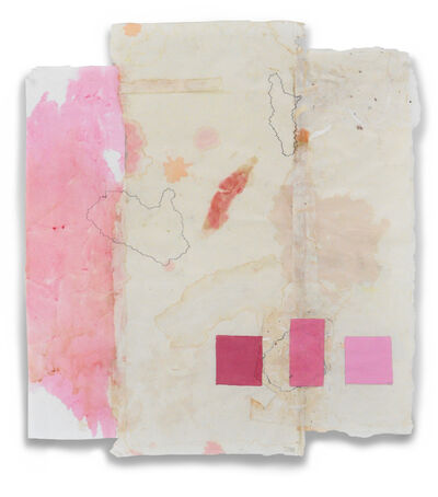 jean feinberg, 'P3.15 (Abstract painting)', 2015