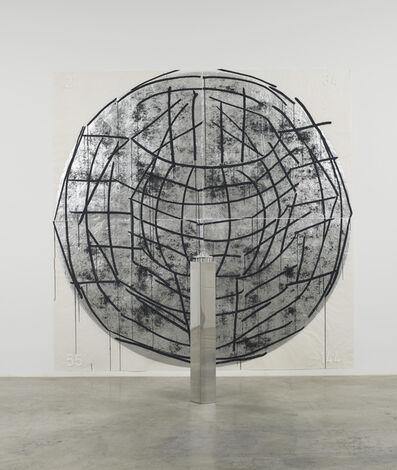 Rirkrit Tiravanija, 'Third chapter: warp drive inn, sextant to the chrome universe', 2013