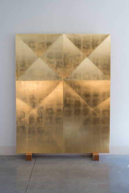Gonzalo Lebrija, 'Unfolded Gold: Betria', 2016
