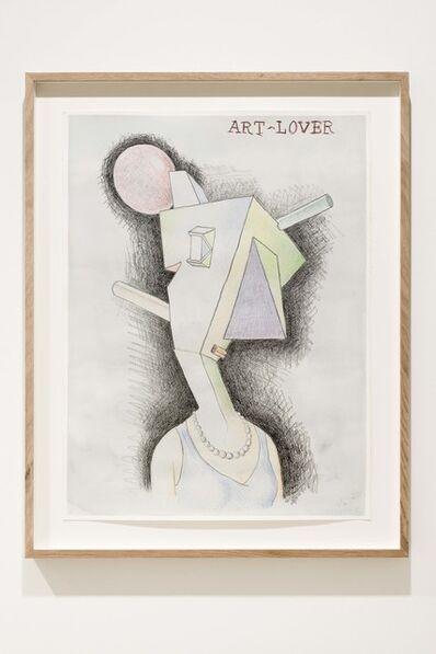 Peter Land, 'Art-Lover', 2020