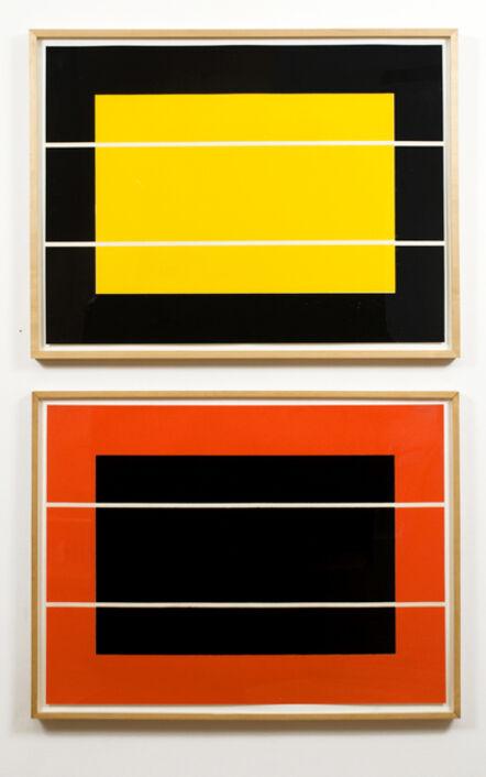 Donald Judd, 'Untitled (S.#259-260)', 1992-1994