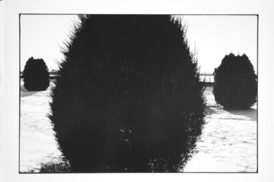 Robbert Flick, 'MD - Illinois Landscape 74 # 258-26', 1974