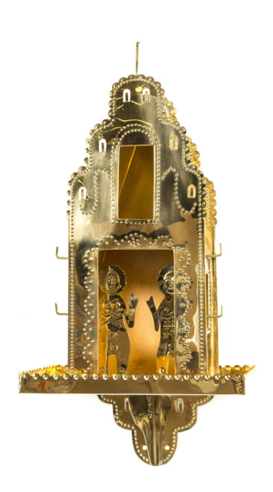 Grayson Perry, 'House of Love, Brass Edition 20', 2017