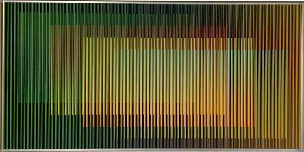 Carlos Cruz-Diez, 'Physichromie 1902', 2014