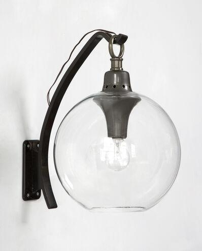 Luigi Caccia Dominioni, 'Boccia wall lamp (one of pair), designed by Luigi Caccia Dominioni', 1969