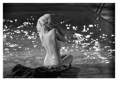 Lawrence Schiller, 'Marilyn 12- Roll 14 Frame 17 (page 23)', 1962