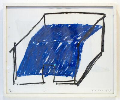 Cris Gianakos, 'Blue Ramp Space, 9.10.1978', 1978