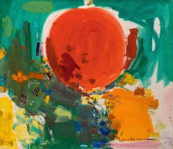 Hans Hofmann, 'Setting Sun', 1957