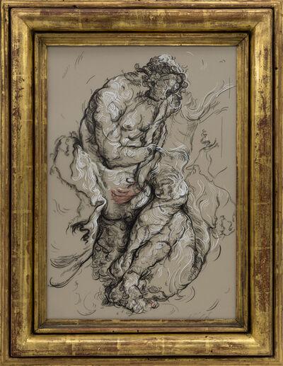Glenn Brown, 'Drawing 16 (after Van Noordt)', 2017