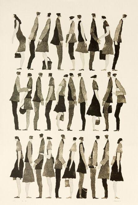 Tetsuo Aoki, 'Conversation (会話) ', 2010