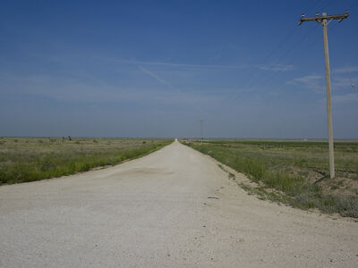 Miro Minarovych, 'Dirty Road / Texas ', 2013