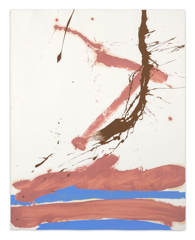 Robert Motherwell, 'Beside the Sea No. 41', 1966