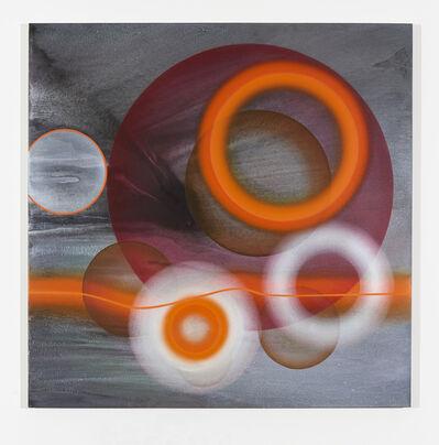 Marion Borgelt, 'Exploding Stars with Cadmium Waves', 2019