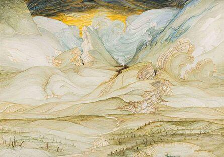 Anton Lehmden, 'Bursting Landscape', 1976-1983