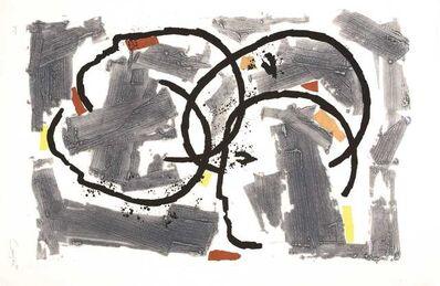 Rafael Canogar, 'Untitled', 1990