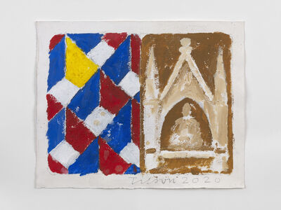 Joe Tilson RA, 'The Stones of Venice Sant' Alvise', 2020