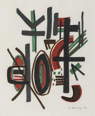 Francine Holley, 'Composition', 1963