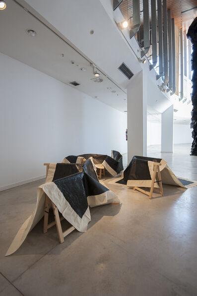Joël Andrianomearisoa, 'Cartographies of Desire I, II and III', 2018