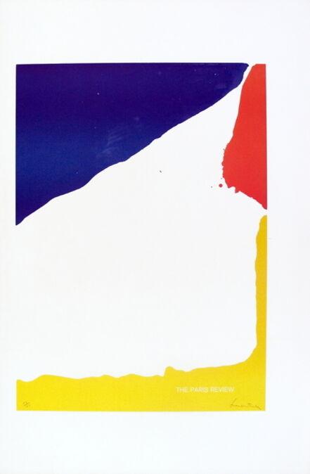 Helen Frankenthaler, 'Paris Review', 1965