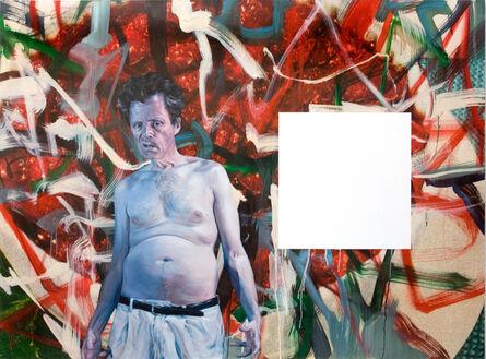 Jim Shaw, 'Cake (Jim Anger Frustration)', 2011