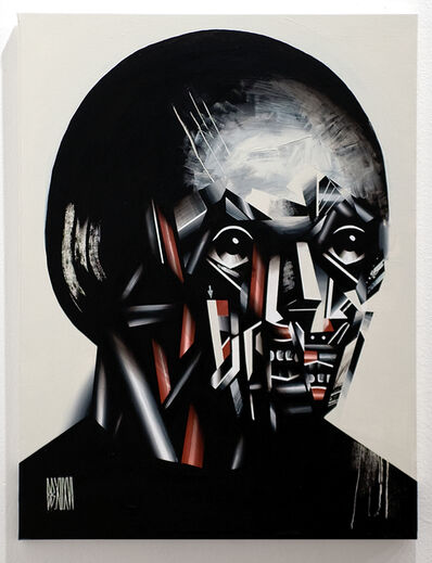 Bohdan Burenko, 'HEAD No. 10', 2016