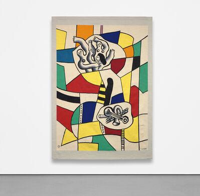 Fernand Léger, 'Sao Paulo', 1953