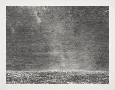 Christiane Baumgartner, 'Silver Rain II', 2019