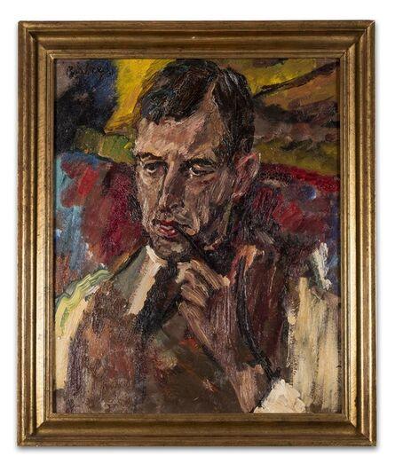 David Bomberg, 'Portrait of Austen St. Barbe Harrison (1891-1976)'