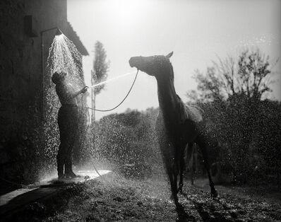 John Goodman, 'Tuscan Shower, Tuscany', 1995-printed later
