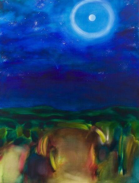 Jolly Koh, 'Blue Moon II', 1995