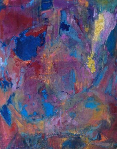 Rebcecca McGuire Jacob, 'Chasm Blue', 2016