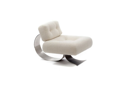 "Oscar Niemeyer, '""Alta"" Armchair', 1970-1980"