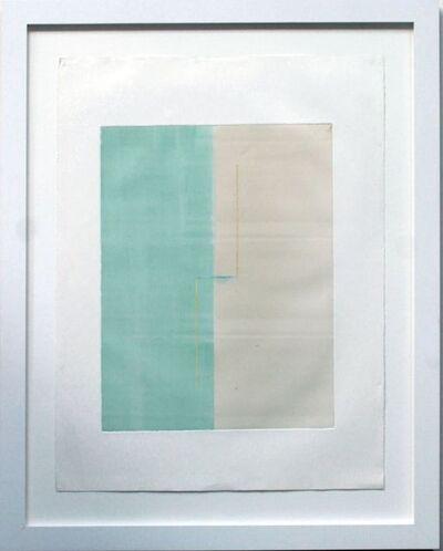 Fred Sandback, 'Untitled', 1990