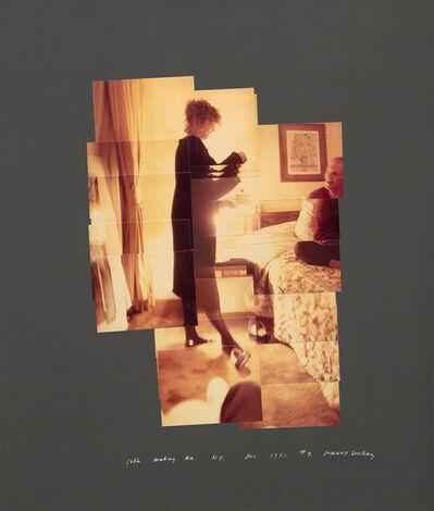 David Hockney, 'Celia Making Tea', 1982