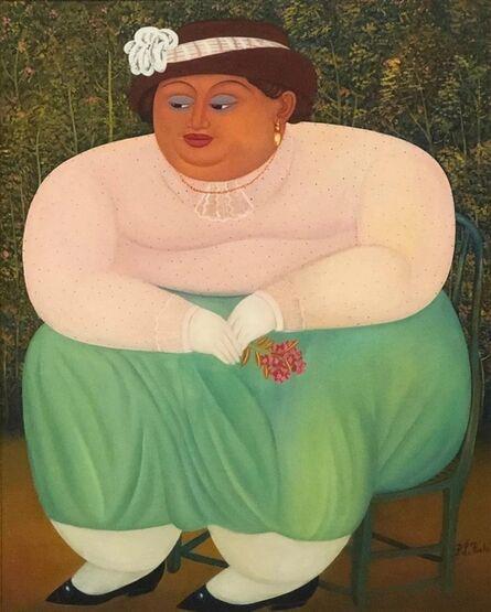 Pierre Louis Riché, 'The Fat Lady', ca. 2000
