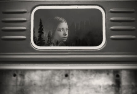 Jack Savage, 'The Girl from the Train', 2020