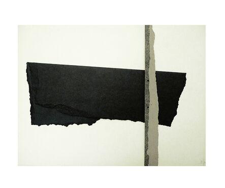 Concha Jerez, 'Self-censored Intersection #3', 1975