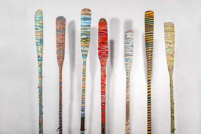 Raine Bedsole, ' Oars  (sizes vary, sold as individual pieces)', 2020