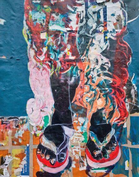 Bouvy Enkobo, 'Stop', 2020