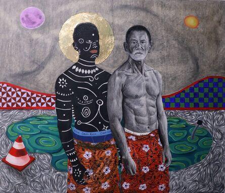 Kelechi Nwaneri, 'Chi', 2020