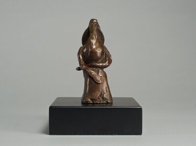 Pablo Picasso, 'Femme Assise (Seated Woman)', Conceived in 1945-this example cast in the artist's lifetime.