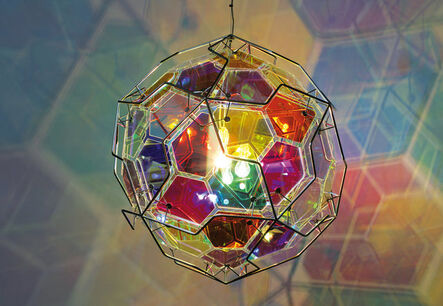 Olafur Eliasson, 'Flower ball', 2005