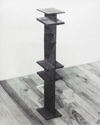 Guo Hongwei 郭鸿蔚, 'Beam Ends, 1970, #1', 2013