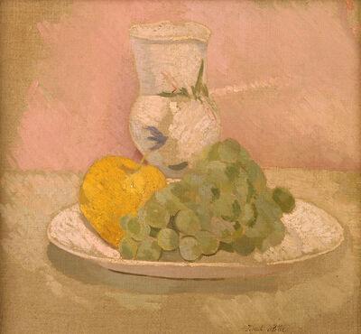 Joseph Stella, 'Still Life with Grapes'