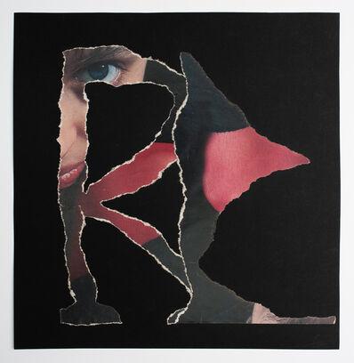 Franz Mon, 'die fahne im wind', 1988