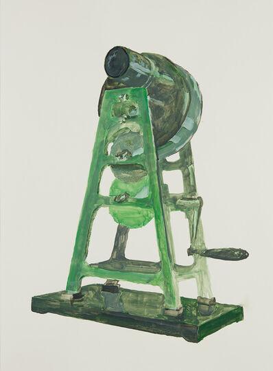 Tony Oursler, 'Mimetic 2', 1999
