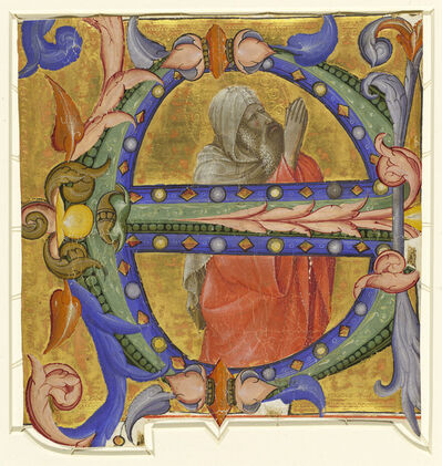 Lorenzo Monaco, 'Praying Prophet', 1410/1413