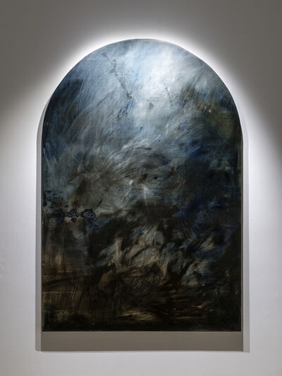 Jake Wood-Evans, 'The Assumption of the Virgin Mary, after Rubens', 2019