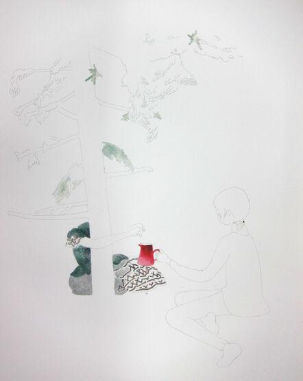 Nana Yokoi, 'Red Star', 2013